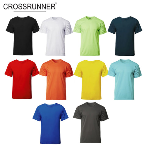Crossrunner 3600 Round Neck T-Shirt | Executive Corporate Gifts Singapore