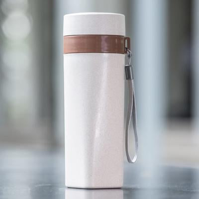 Eco Friendly Wheat Straw Travel Bottle | Executive Corporate Gifts Singapore