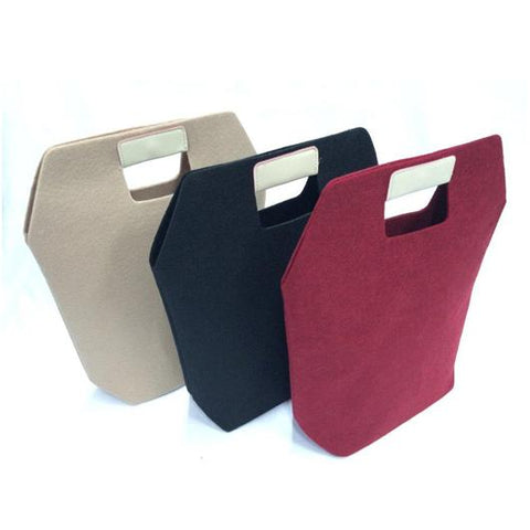 Eco Friendly Felt Carrier Bag | Executive Corporate Gifts Singapore
