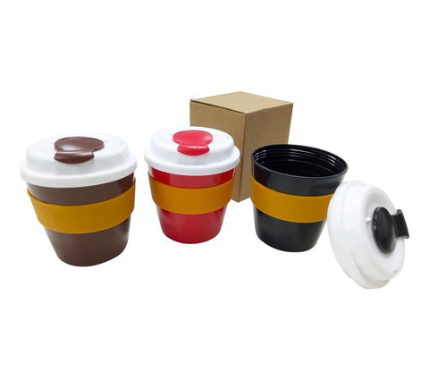 Coffee Mug with Lid | Executive Corporate Gifts Singapore