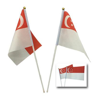 Mini Singapore Flag | Executive Corporate Gifts Singapore