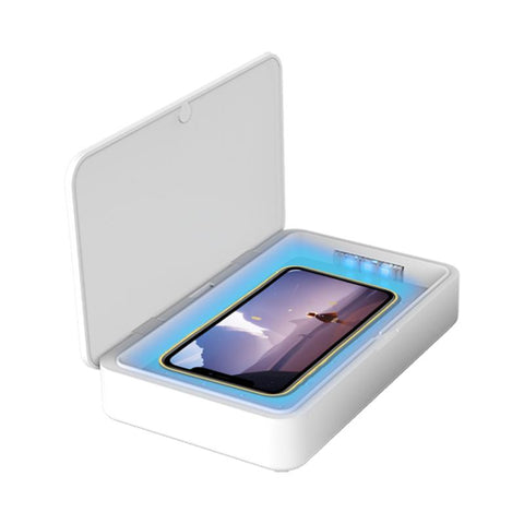 UV Sterilizer with Wireless Fast Charger | Executive Door Gifts