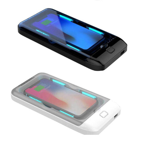 Portable Mobile Phone UV Disinfection Sterilizer With Wireless Charger | Executive Door Gifts