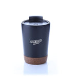 Vacuum Stainless Steel Mug With Cork Base