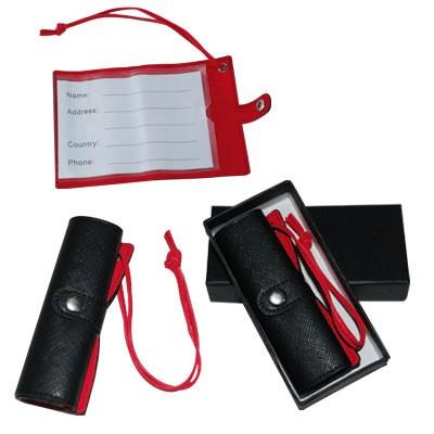 Havana Luggage Tag | Executive Corporate Gifts Singapore