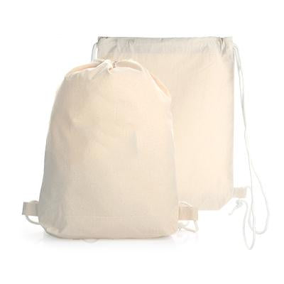 Eco Friendly Canvas Drawstring Bag | Executive Corporate Gifts Singapore