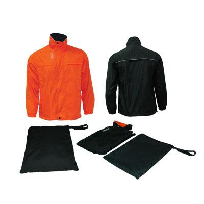 HD Microfiber Reversible Jacket | Executive Door Gifts