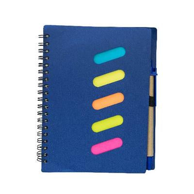Eco- Notebooks with Pen | Executive Door Gifts