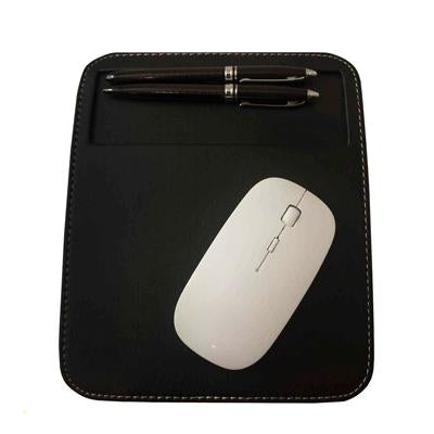 PU Leather Mouse Pad | Executive Corporate Gifts Singapore