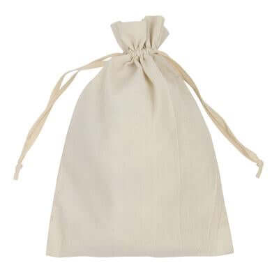 Eco Friendly Jute Drawstring Pouch | Executive Corporate Gifts Singapore