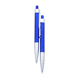 TWIN PLASTIC PEN SET | Executive Door Gifts