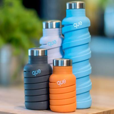 Que Collapsible Bottle | Executive Corporate Gifts Singapore