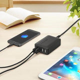 RavPower 4 Port Qualcomm Quick Charge 3.0 Charger | Executive Corporate Gifts Singapore