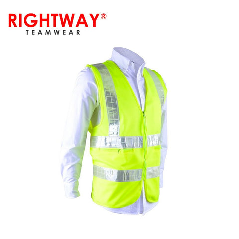 Rightway 03 Contractor Safety Vest | Executive Corporate Gifts Singapore