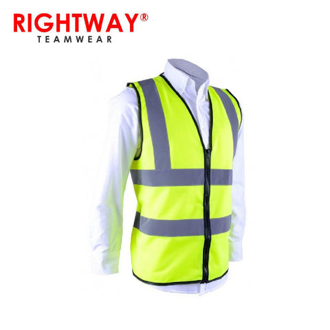 Rightway SV Contractor Safety Vest | Executive Corporate Gifts Singapore