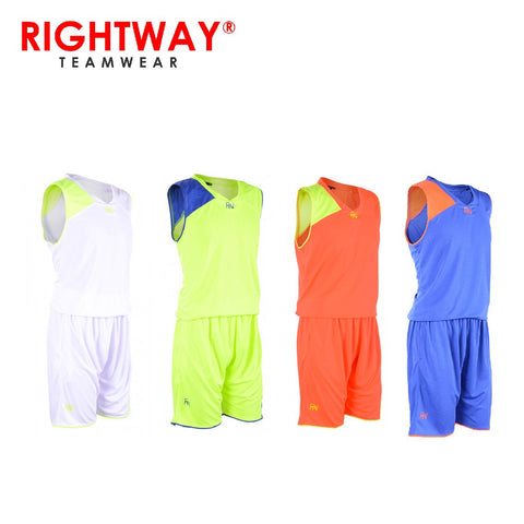 Rightway Lightweight Basketball Jersey | Executive Corporate Gifts Singapore