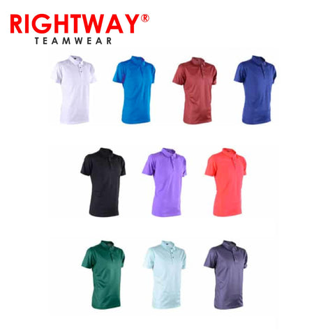 Rightway MOP Polo T-Shirt | Executive Corporate Gifts Singapore