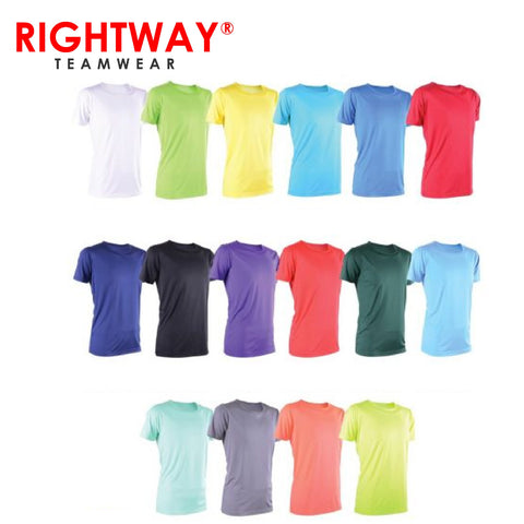 Rightway MOR Round Neck T-Shirt | Executive Corporate Gifts Singapore