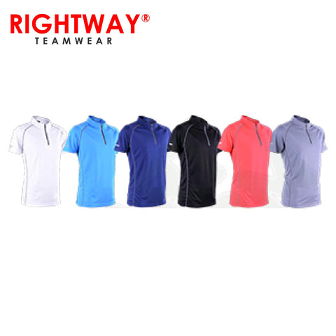 Rightway MOZ 45 Reflective Design Zipper | Executive Corporate Gifts Singapore