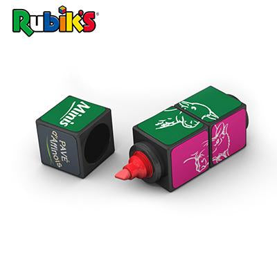 Rubiks Individual Highlighter | Executive Corporate Gifts Singapore
