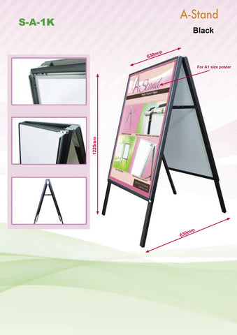 A-Stand Banner | Executive Door Gifts