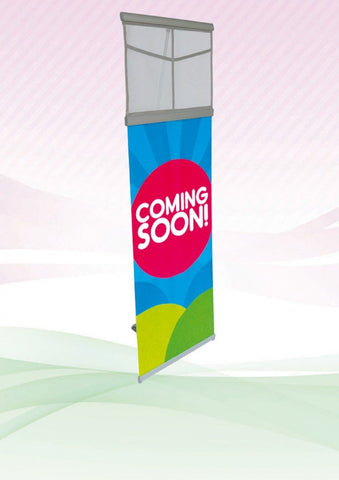 Lightweight Banner Stand with 2 Holders | Executive Corporate Gifts Singapore