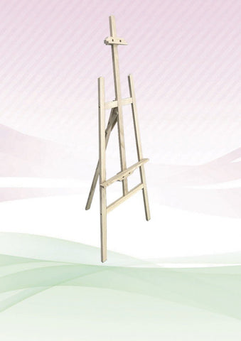 Wood Easel Stand | Executive Door Gifts