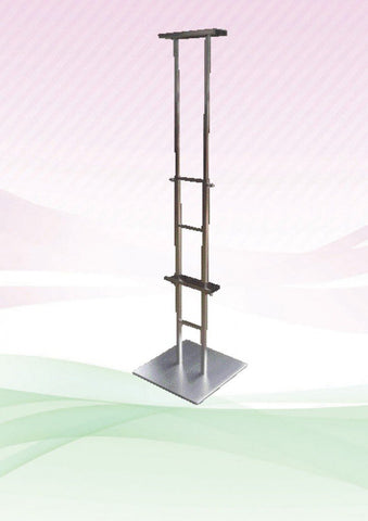 Adjustable Poster Stainless Steel Frame Stand | Executive Corporate Gifts Singapore