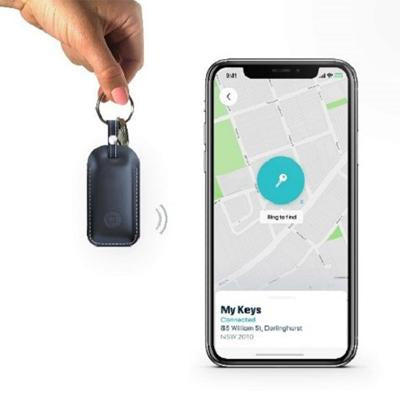 Safedome Leather Key Finder | Executive Corporate Gifts Singapore