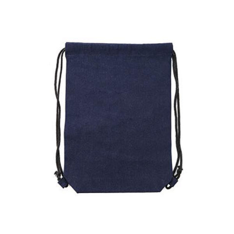 Denim Drawstring Bag | Executive Corporate Gifts Singapore