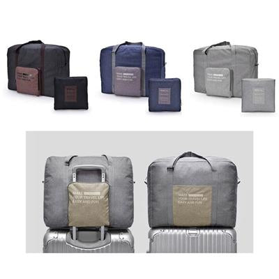 Foldable Premium Luggage Bag | Executive Corporate Gifts Singapore
