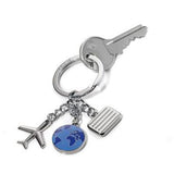 Troika Travel Theme Keyring | Executive Door Gifts