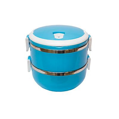 Round-shaped Stainless Steel Lunch Box