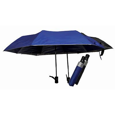 UV Coated Auto Open Foldable Umbrella | Executive Door Gifts