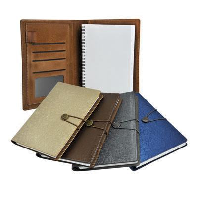 A5 Vintage Notebook | Executive Corporate Gifts Singapore