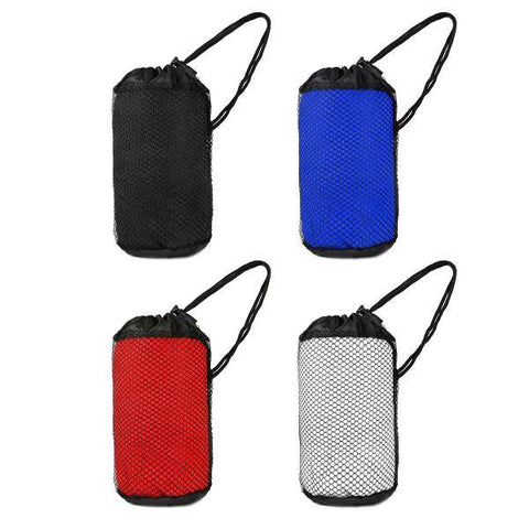 Microfiber Towel with Mesh Bag | Executive Corporate Gifts Singapore