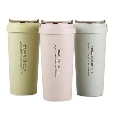 Wheat Straw Coffee Cup | Executive Door Gifts