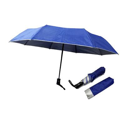 Windproof Auto Open Foldable Umbrella | Executive Corporate Gifts Singapore