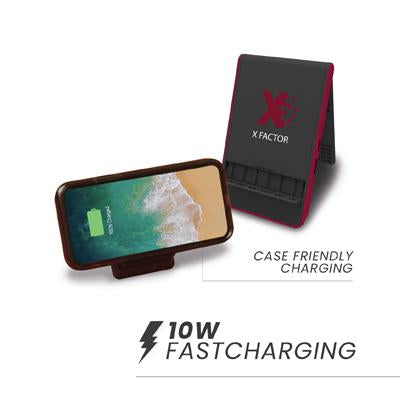 Wireless Charging Mobile Stand | Executive Corporate Gifts Singapore