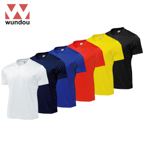 Wundou P390 Quickdry V-Neck T-Shirt | Executive Corporate Gifts Singapore