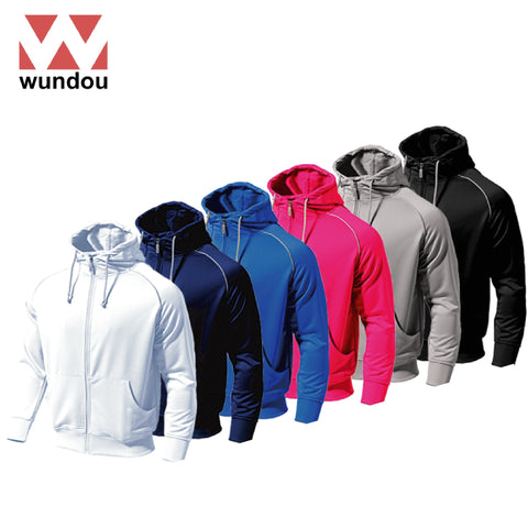 Wundou P3010 Quick-Dry Sweat Hoodie | Executive Corporate Gifts Singapore