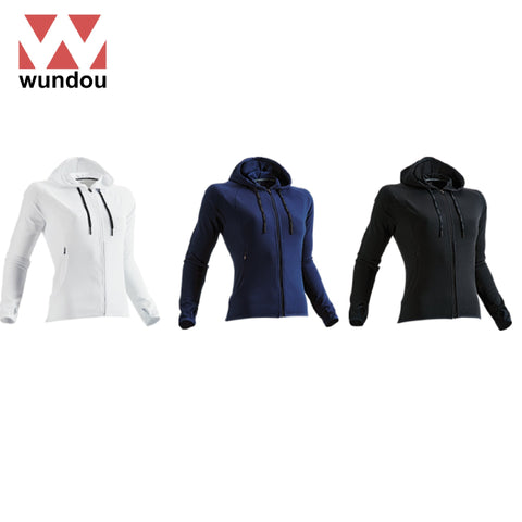 Wundou P3220 Women's Fitness Hoodie | Executive Corporate Gifts Singapore