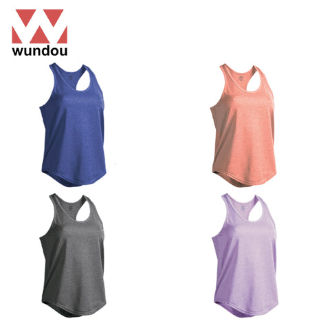 Wundou P880 Women's Stretch Racerback Vest Top | Executive Corporate Gifts Singapore