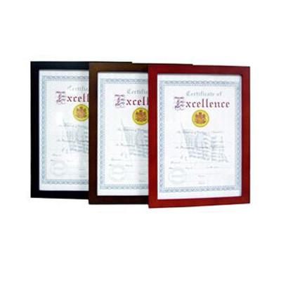 A4 Wooden Frame | Executive Corporate Gifts Singapore