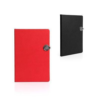 A5 Notebook with Magnet Closure | Executive Corporate Gifts Singapore