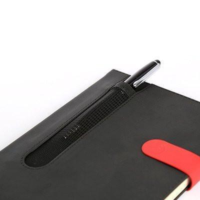 A5 Notebook with Pen Loop | Executive Corporate Gifts Singapore