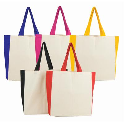 Eco Canvas Bag with coloured wall | Executive Door Gifts