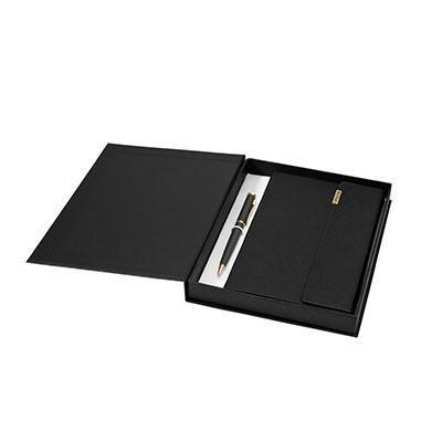 Balmain Ballpoint Pen and Notebook Gift Set | Executive Door Gifts