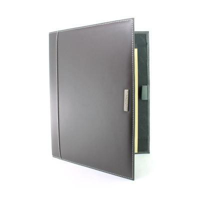 Balmain Brown A4 Portfolio | Executive Corporate Gifts Singapore