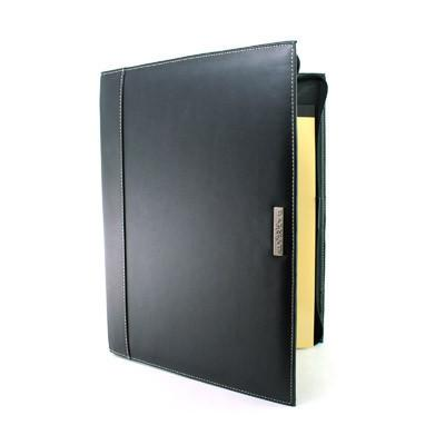 Balmain Millau A4 Black Zipper Portfolio | Executive Corporate Gifts Singapore